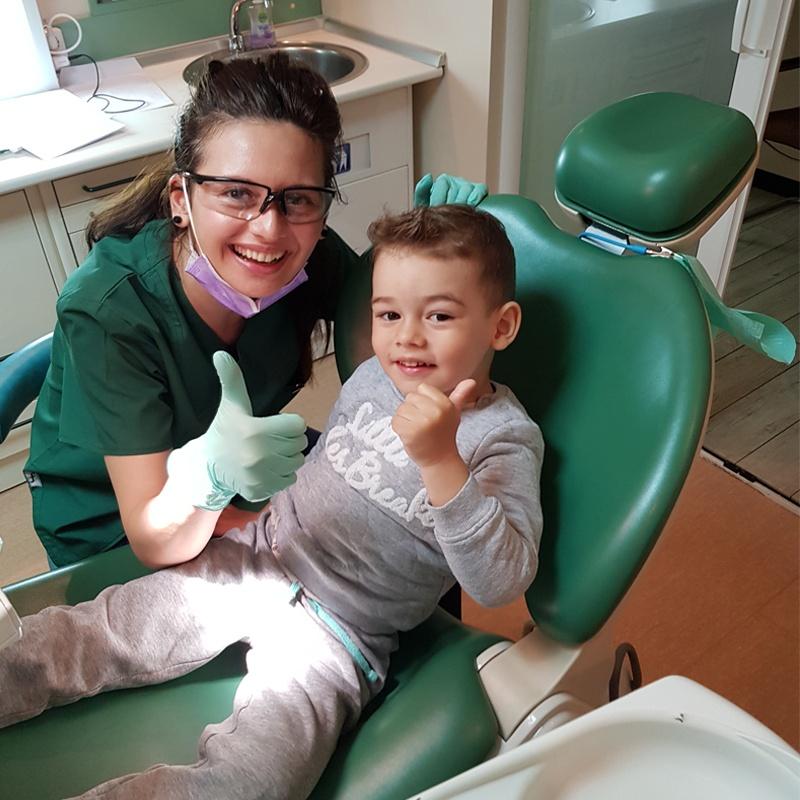 stomatologie copii dependentcare